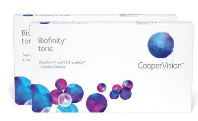 CooperVision - Biofinity Toric