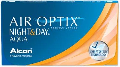 Alcon Ciba Vision - Air Optix Night & Day Aqua